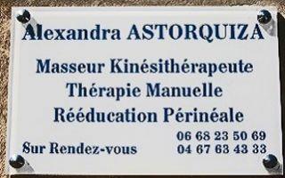 cabinet de kinesitherapie de alexandra astorquiza