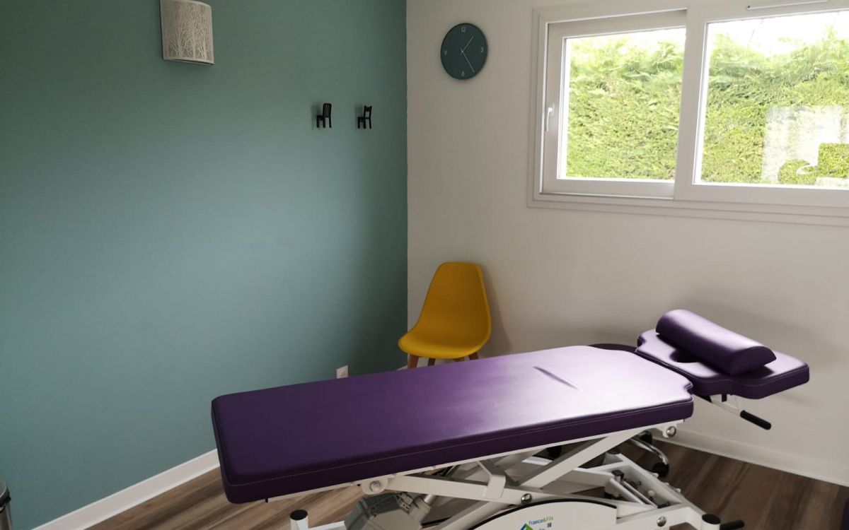 cabinet de kinesitherapie de Morgane chauvin